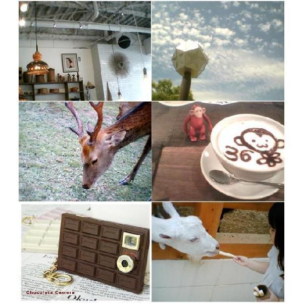 Fuuvi(フーヴィ)チョコレートカメラ(キーホルダー型ミニトイデジ)トイカメラ|flgds|05