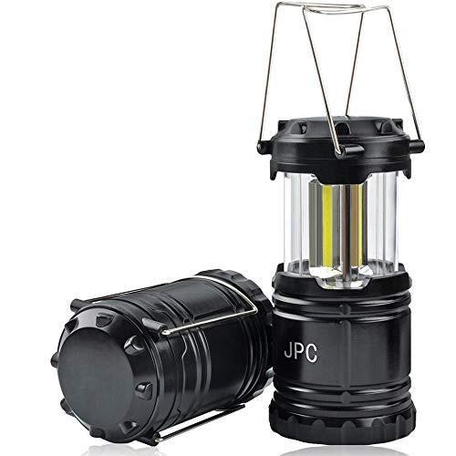 高級ブランド JPC コンパクト LEDランタン 防水 最新COB技術採用 300LM LEDランタン 折り畳み式 コンパクト 防水 キャンプ アウトドア適用 2個セット, clytie:207adc14 --- airmodconsu.dominiotemporario.com