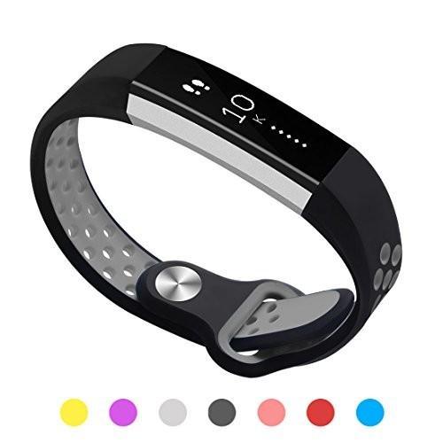 贅沢品 Kutop Fitbit alta HR バンド 柔らかいシリコン調整可能バンドの取替可能Fitbit Alta HRに適用するスマート時計心拍フィッ, 株式会社 能作 761905e4