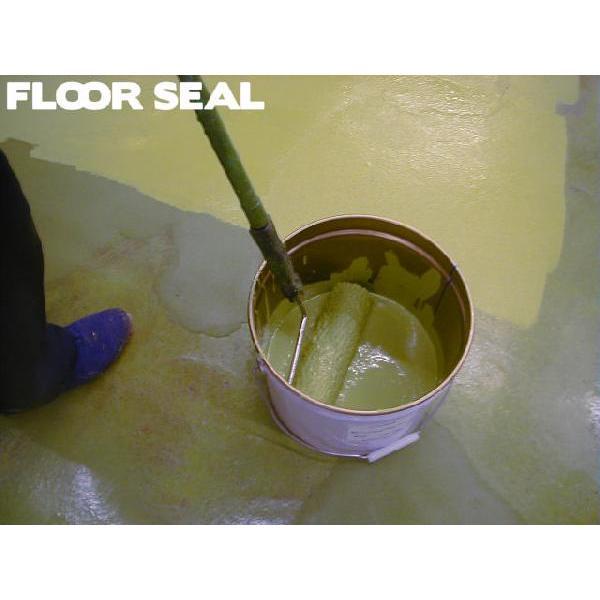 【11,000円以上送料無料】コンクリート床用ノンスリップ仕上塗料 セーフティーフロアー お試しセット|floor-seal|04