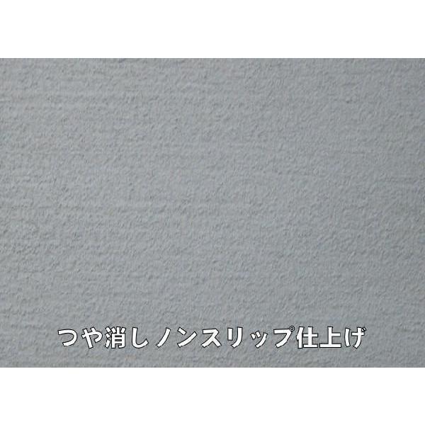 【動画あり】コンクリート床用簡易防水保護塗料 ウェザートップフロアー 3kg+プライマー 0.75kg 屋上・ベランダ・階段に floor-seal 04