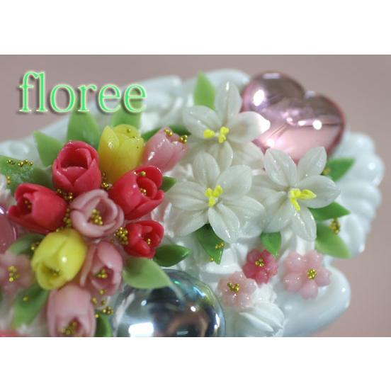 LovelyFlower ミニ花弁型抜き (チューリップ)|floree|03