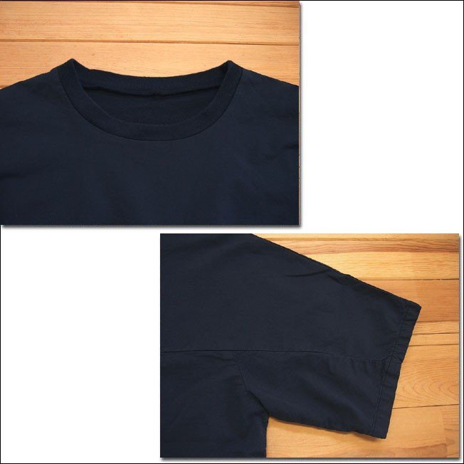 Brocante ブロカント ドミンゴ 36-156Z 19-7 ヨギープルオーバー シャツ ブラック ブラウス ヨギーツイル 綿 コットン MadeinJAPAN 日本製 倉敷 児島|flossy|03