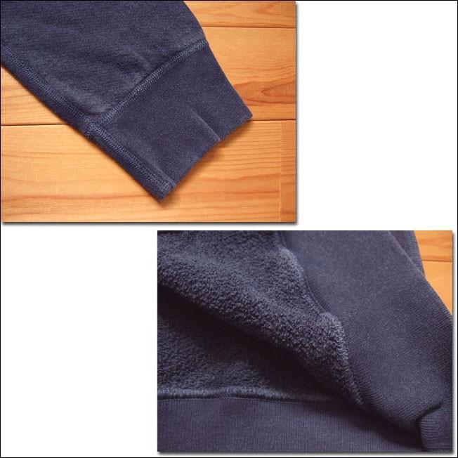 Good On グッドオン L/S RAGLAN CREW SWEAT SHIRTS ラグランクルースウェットシャツ スウェット トレーナー P-NAVY ネイビー COTTONUSA flossy 03