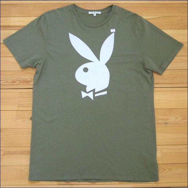 【メール便可】【Men's】JUNKFOOD ジャンクフード Tシャツ PLAYBOY プレイボーイ カットソー 半袖|flossy