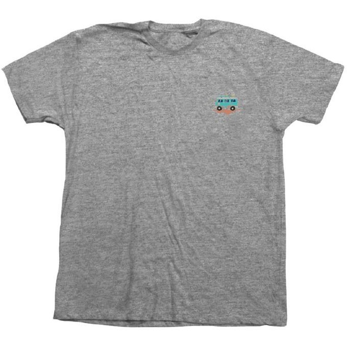【メール便可】ALL GOOD オールグッド ROLLYN BAJA BUS TEE Tシャツ カットソー 半袖 MadeinU.S.A. USA アメリカ製 SM18-0510|flossy