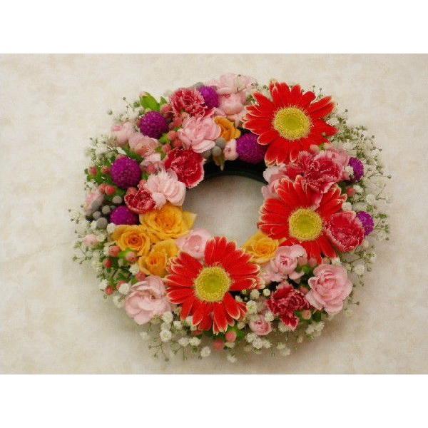 フラワーケーキ flower-8729 04