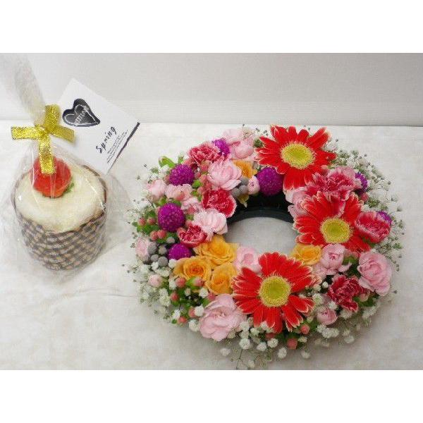 フラワーケーキ flower-8729 06