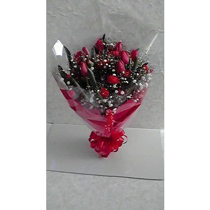 花束 ブーケ風 花材おまかせ flower-8729 03