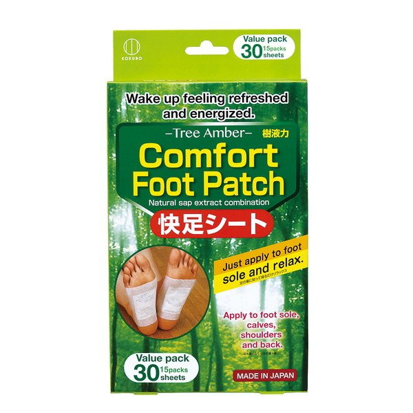 Comfort Foot Patch Tree Amber 5204 ×48個セット