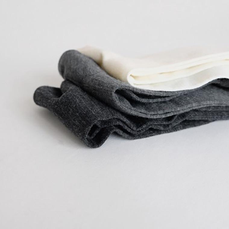 RESTFOLKウールソックスパンプス 冷えとり res009 fluffy|fluffyclouds|05