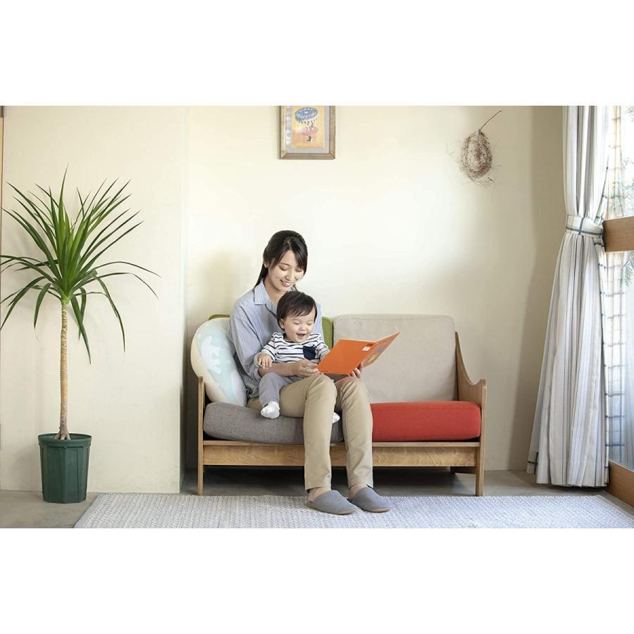カトージ 日本製 3WAY洗える授乳用クッション ひつじ 0か月~ 23927 flvffymene 09