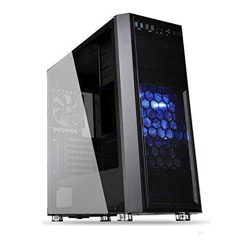 PC-TECHゲーミングパソコン 最新9世代 i5 9400F 搭載 / GTX1650 4GB 搭載 / メモリーDDR4-8GB / 高