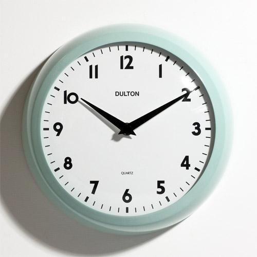 THICK WALL CLOCK CLASSIC GREEN (チックウォールクロック クラシックグリーン) 【ポイント3倍】 flyers 02