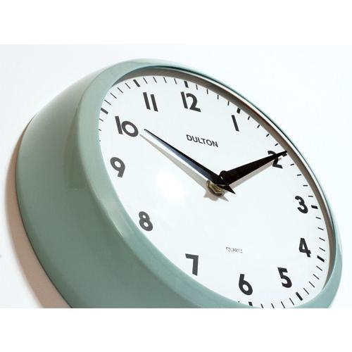 THICK WALL CLOCK CLASSIC GREEN (チックウォールクロック クラシックグリーン) 【ポイント3倍】 flyers 03