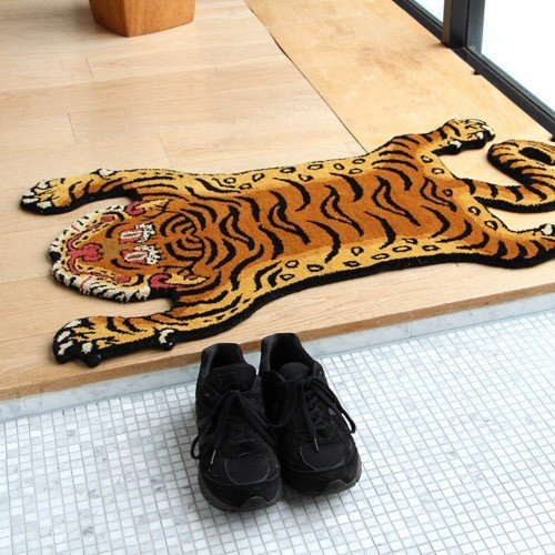 TIBETAN TIGER RUG MEDIUM (チベタン タイガー ラグ ミディアム) 【送料無料】 【ポイント10倍】 flyers 03