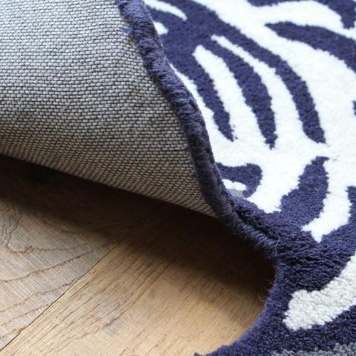TIBETAN TIGER RUG WHITE SMALL (チベタン タイガー ラグ ホワイト スモール) 【送料無料】 【ポイント5倍】|flyers|06