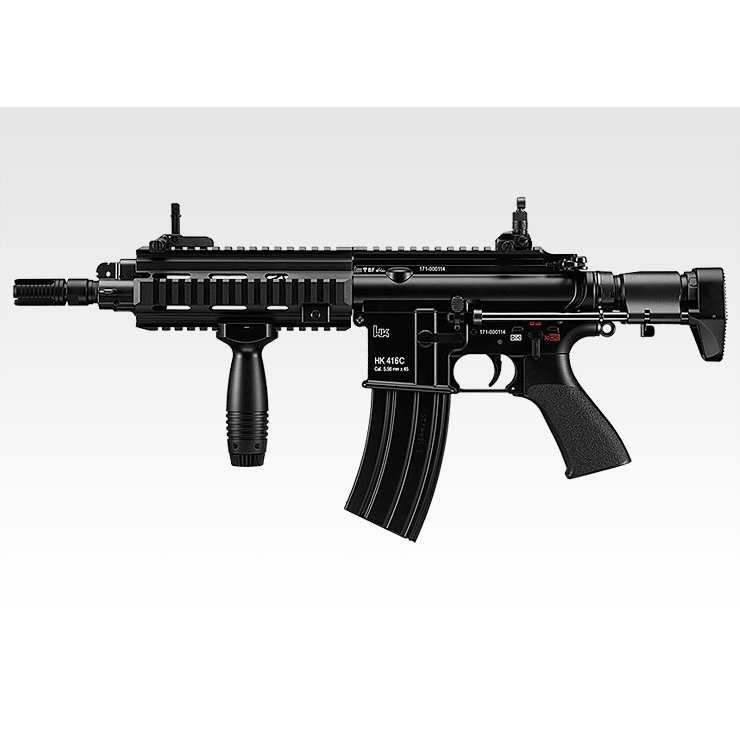 東京マルイ 次世代電動ガン HK416C CUSTOM