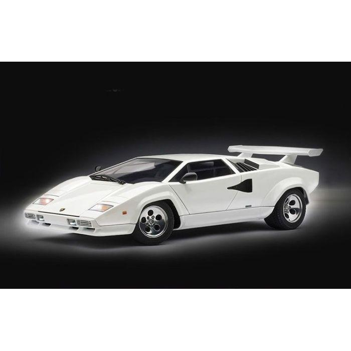 Lamborghini Countach 5000 Kit Italeri 1:24 IT3683