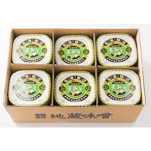 麦味噌 500g×6|fmarushe535