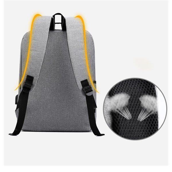 ビジネスリュック ビジネスバッグ メンズ リュック 鞄 バッグ リュックサック 安い 大容量 おしゃれ PC対応 出張 営業 通勤 シンプル|fmfp|11