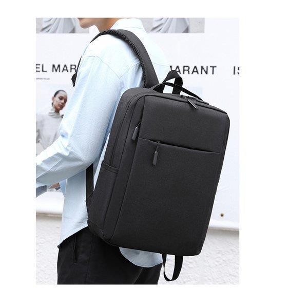 ビジネスリュック ビジネスバッグ メンズ リュック 鞄 バッグ リュックサック 安い 大容量 おしゃれ PC対応 出張 営業 通勤 シンプル|fmfp|15