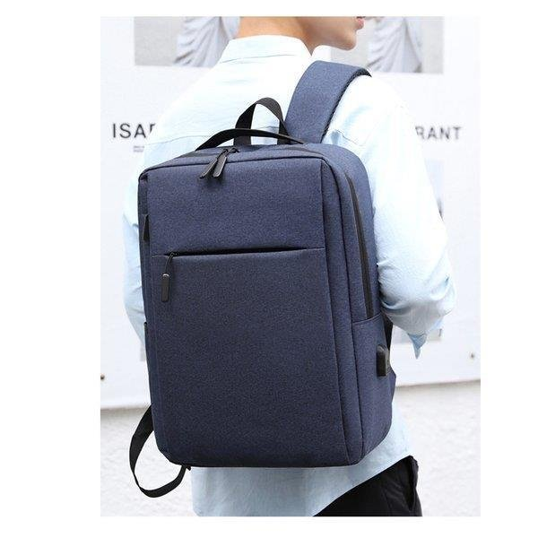 ビジネスリュック ビジネスバッグ メンズ リュック 鞄 バッグ リュックサック 安い 大容量 おしゃれ PC対応 出張 営業 通勤 シンプル|fmfp|16