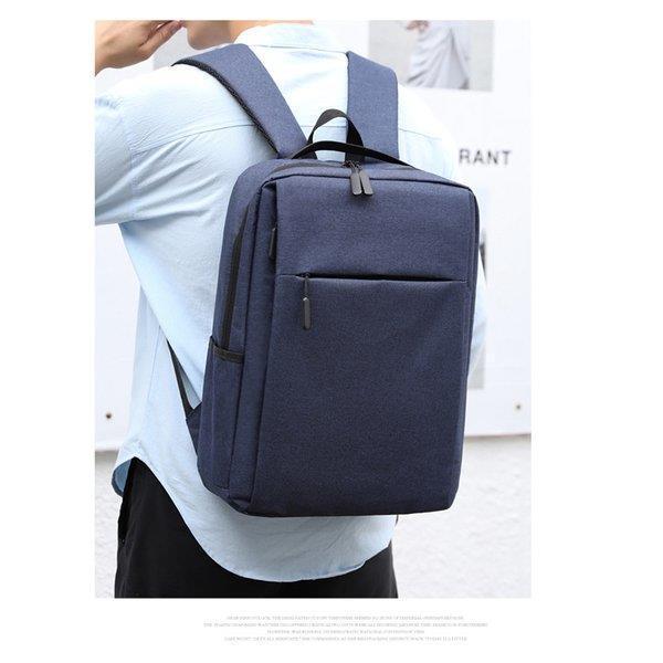 ビジネスリュック ビジネスバッグ メンズ リュック 鞄 バッグ リュックサック 安い 大容量 おしゃれ PC対応 出張 営業 通勤 シンプル|fmfp|17