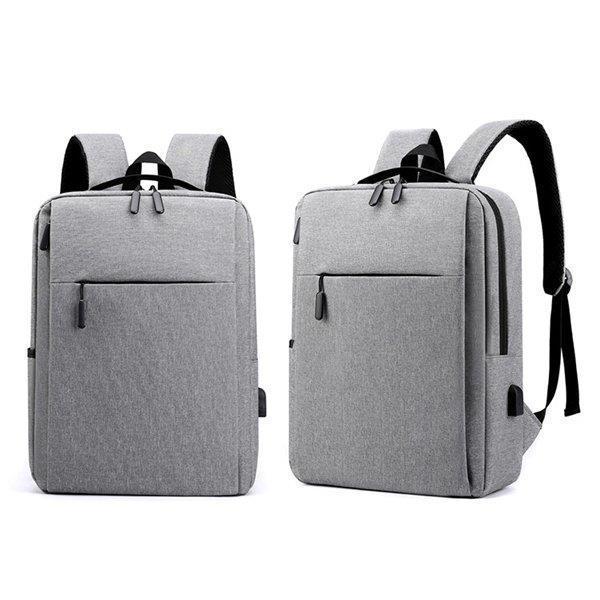 ビジネスリュック ビジネスバッグ メンズ リュック 鞄 バッグ リュックサック 安い 大容量 おしゃれ PC対応 出張 営業 通勤 シンプル|fmfp|18
