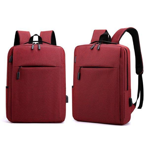 ビジネスリュック ビジネスバッグ メンズ リュック 鞄 バッグ リュックサック 安い 大容量 おしゃれ PC対応 出張 営業 通勤 シンプル|fmfp|20