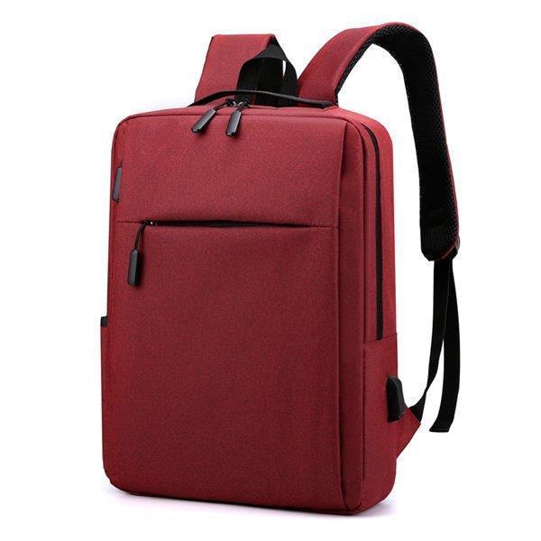 ビジネスリュック ビジネスバッグ メンズ リュック 鞄 バッグ リュックサック 安い 大容量 おしゃれ PC対応 出張 営業 通勤 シンプル|fmfp|04