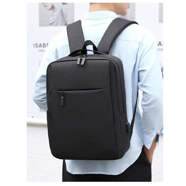 ビジネスリュック ビジネスバッグ メンズ リュック 鞄 バッグ リュックサック 安い 大容量 おしゃれ PC対応 出張 営業 通勤 シンプル|fmfp|08