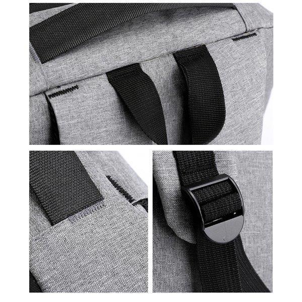 ビジネスリュック ビジネスバッグ メンズ リュック 鞄 バッグ リュックサック 安い 大容量 おしゃれ PC対応 出張 営業 通勤 シンプル|fmfp|10