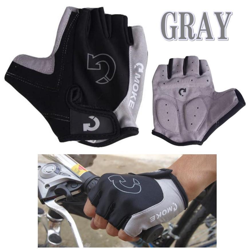 サイクリンググローブ 半指手袋 オートバイ バイク 夏 涼しい 通気性 防振 衝撃吸収 耐摩耗性 登山 送料無料 fnina 18
