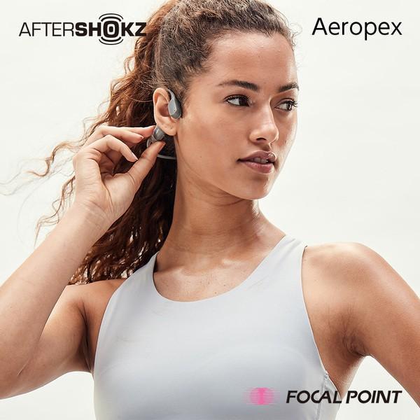 AfterShokz Aeropex アフターショックス エアロペクス 骨伝導 ヘッドホン ワイヤレス 26g 全4種|focalpoint|08