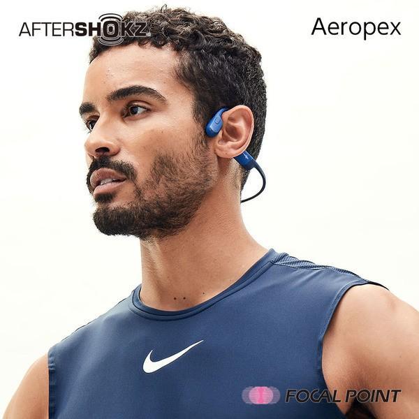 AfterShokz Aeropex アフターショックス エアロペクス 骨伝導 ヘッドホン ワイヤレス 26g 全4種|focalpoint|09