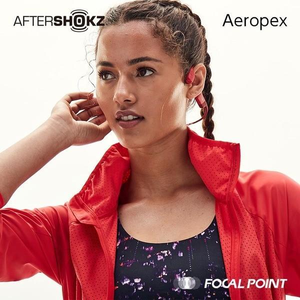 AfterShokz Aeropex アフターショックス エアロペクス 骨伝導 ヘッドホン ワイヤレス 26g 全4種|focalpoint|10