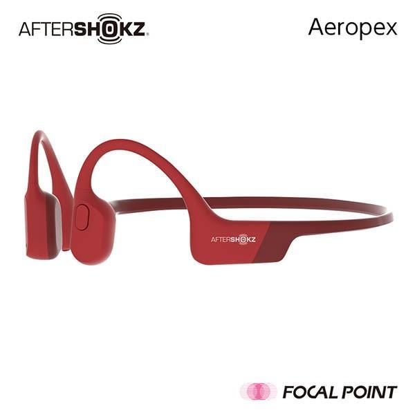 AfterShokz Aeropex アフターショックス エアロペクス 骨伝導 ヘッドホン ワイヤレス 26g 全4種|focalpoint|14