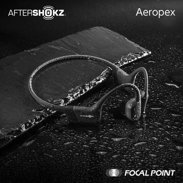 AfterShokz Aeropex アフターショックス エアロペクス 骨伝導 ヘッドホン ワイヤレス 26g 全4種|focalpoint|06