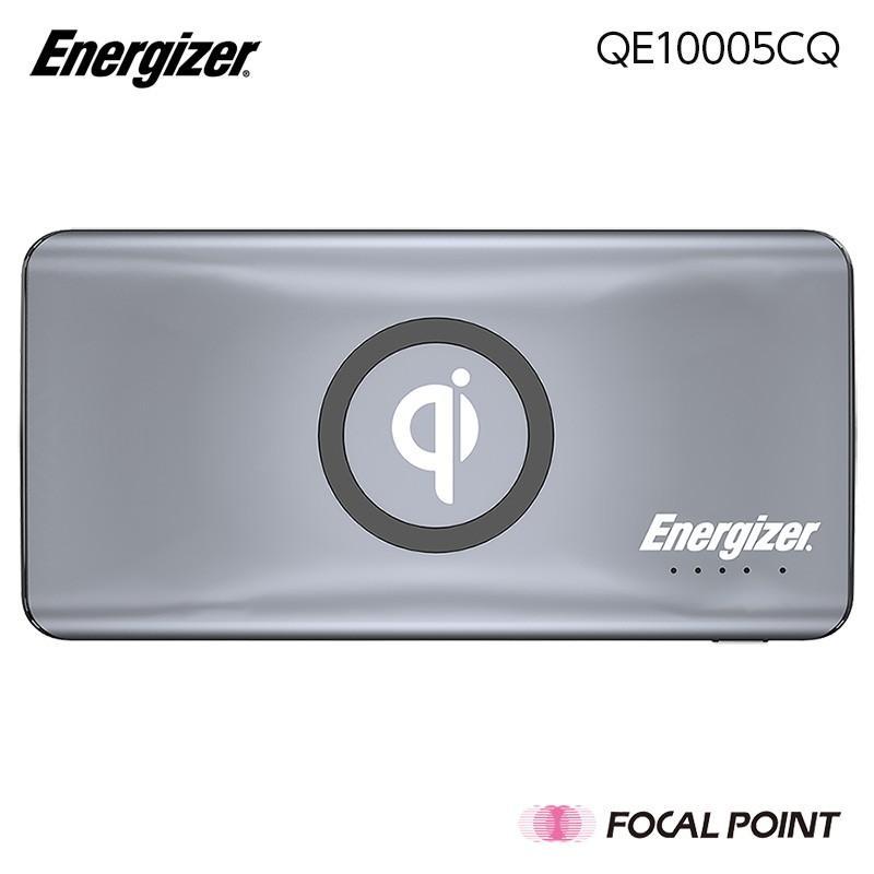モバイルバッテリー Energizer QE10005CQ 10000mAh 大容量 Qi 高速ワイヤレス充電 PD 18W PSE|focalpoint|02