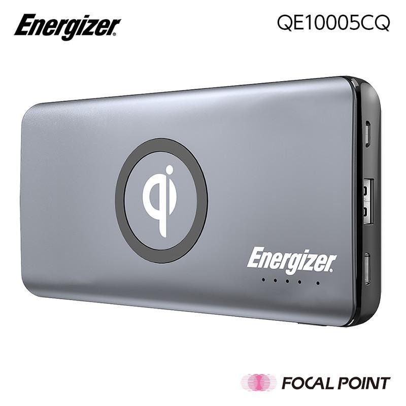 モバイルバッテリー Energizer QE10005CQ 10000mAh 大容量 Qi 高速ワイヤレス充電 PD 18W PSE|focalpoint|03