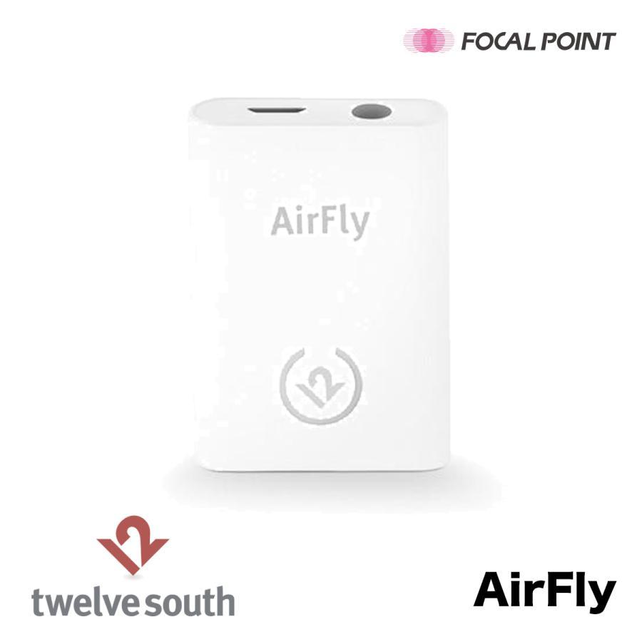 トランスミッター Twelve South AirFly Bluetooth レシーバー focalpoint