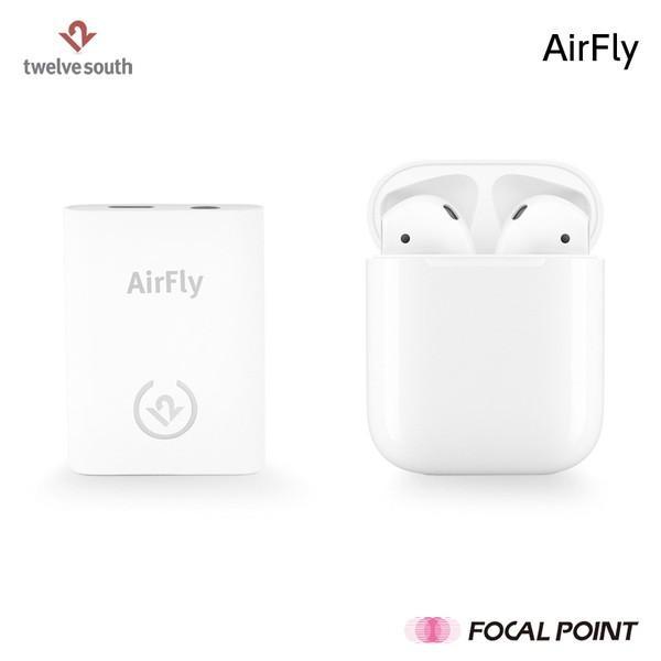 トランスミッター Twelve South AirFly Bluetooth レシーバー focalpoint 02