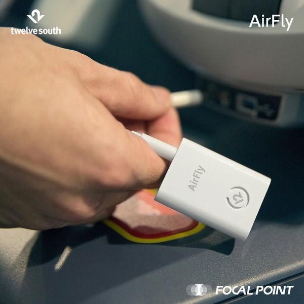 トランスミッター Twelve South AirFly Bluetooth レシーバー focalpoint 06