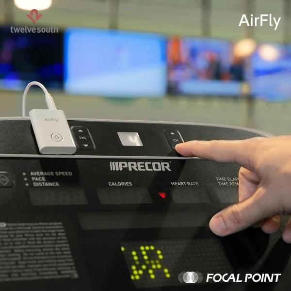 トランスミッター Twelve South AirFly Bluetooth レシーバー focalpoint 08