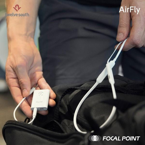 トランスミッター Twelve South AirFly Bluetooth レシーバー focalpoint 09