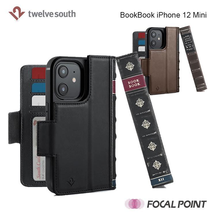 iPhone用ケース Twelve South BookBook iPhone 12 Mini 手帳型  ワイヤレス充電対応 全2種|focalpoint|03