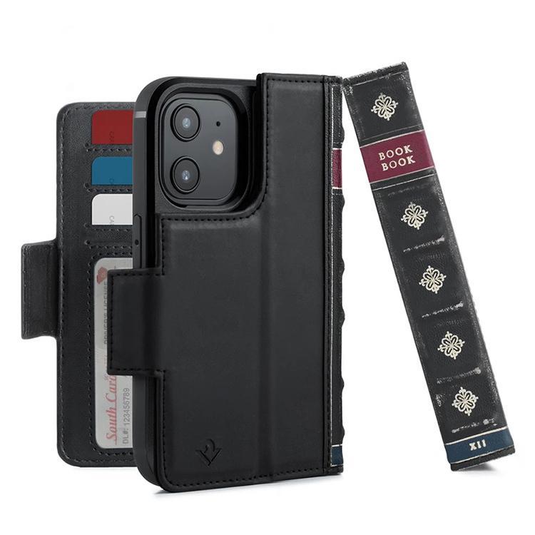 iPhone用ケース Twelve South BookBook iPhone 12 Mini 手帳型  ワイヤレス充電対応 全2種|focalpoint|04