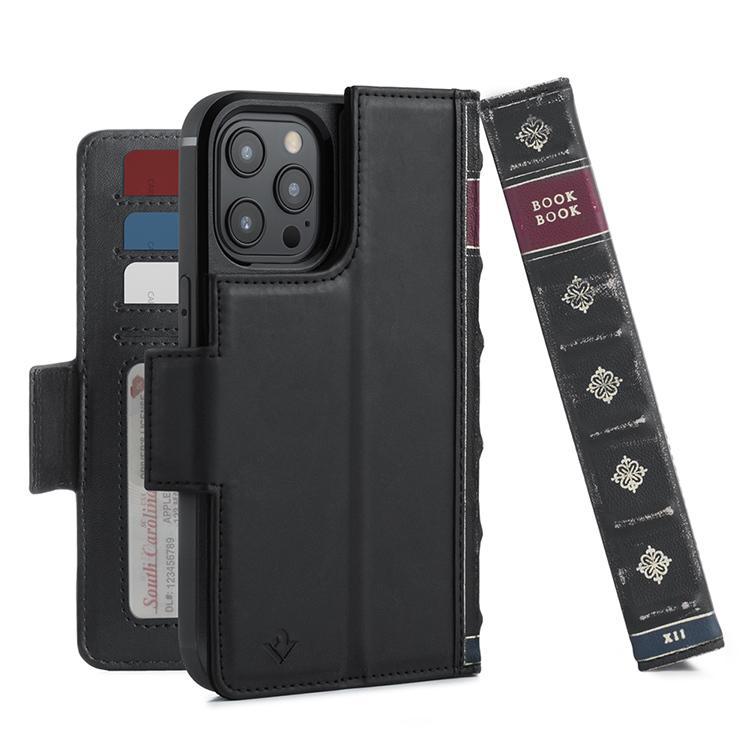 iPhone用ケース Twelve South BookBook iPhone 12/12 Pro 手帳型  ワイヤレス充電対応 全2種|focalpoint|04