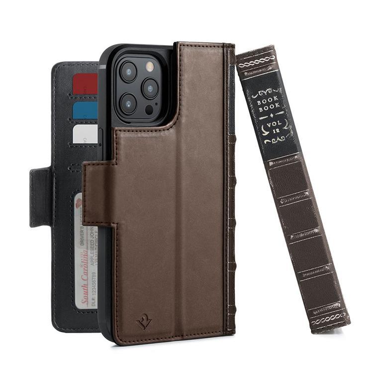 iPhone用ケース Twelve South BookBook iPhone 12 Pro Max 手帳型  ワイヤレス充電対応 全2種|focalpoint|02